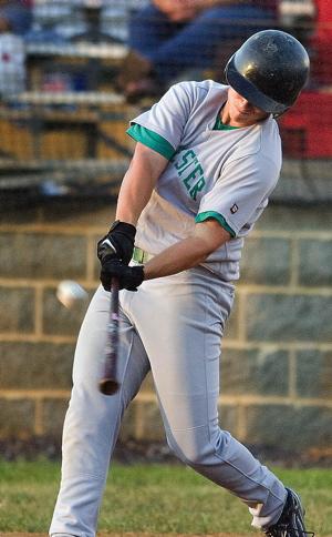 Tyler Townsend swinging summer